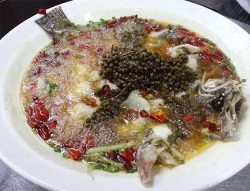 宁波菜品展示